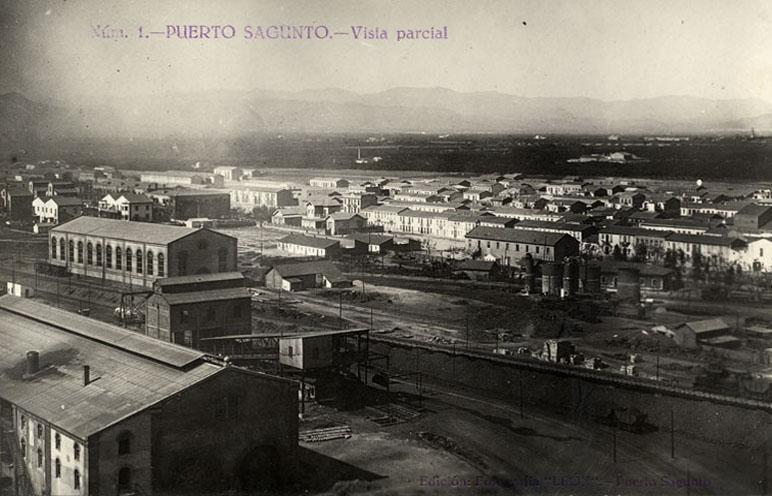 El puerto sagunto morvedre - Tanatorio puerto de sagunto ...