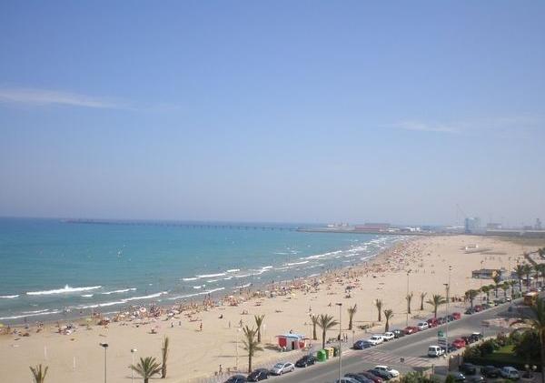 playa del puerto de sagunto sagunto morvedre
