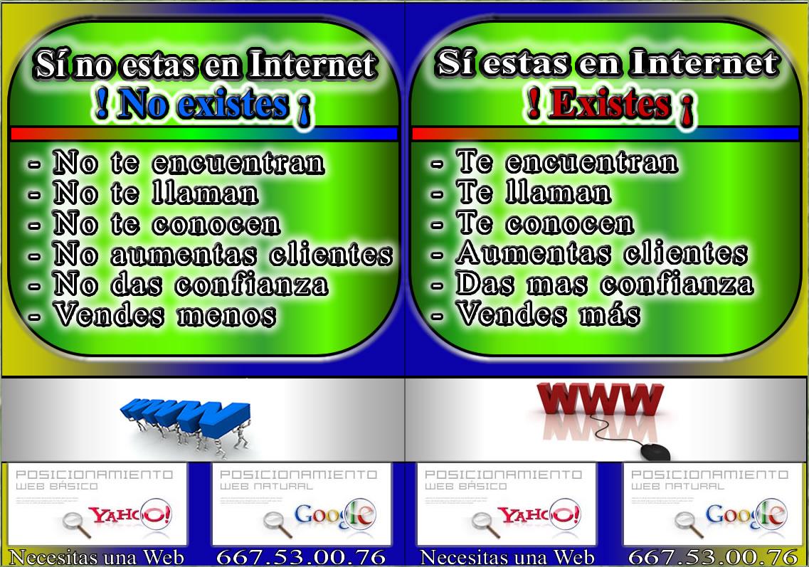 Diseño y Administración Web - Posicionamiento en Buscadores - Marketing OnLine Sagunto - Morvedre (Valencia) España 667530076